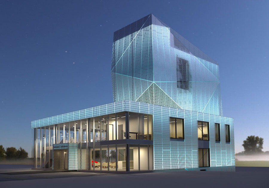 MA Center Rendering