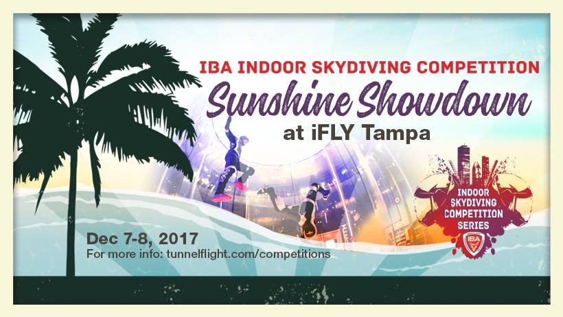 Sunshine Showdown at iFLY Tampa Flyer