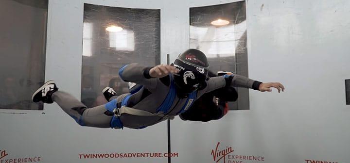 Tunnel Vision VR Flyer