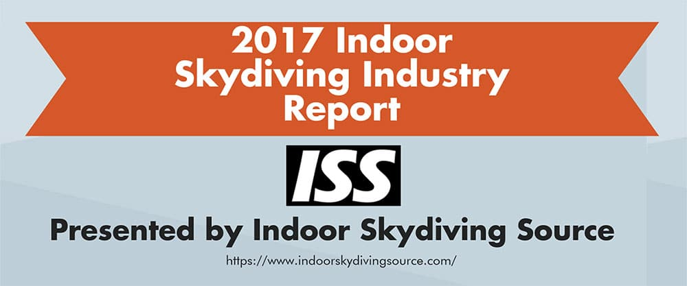 The 2017 Indoor Skydiving Industry Report Header