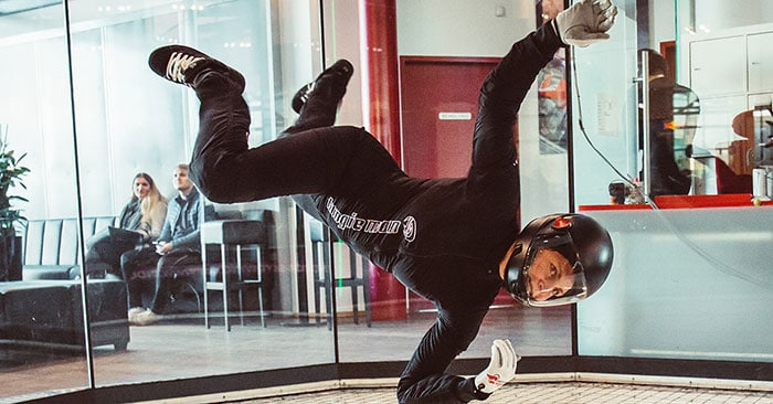 2018 Dutch Indoor Skydiving Championship