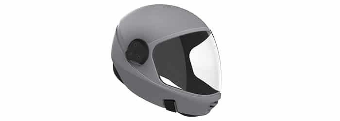 Grey Cookie G3 Helmet