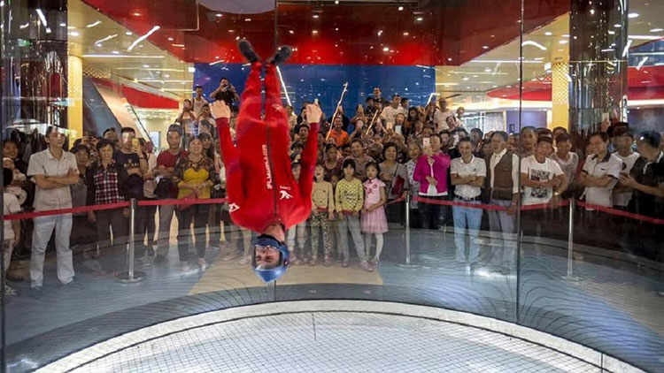 1st Asiania Indoor Skydiving Championship & China Open 2018