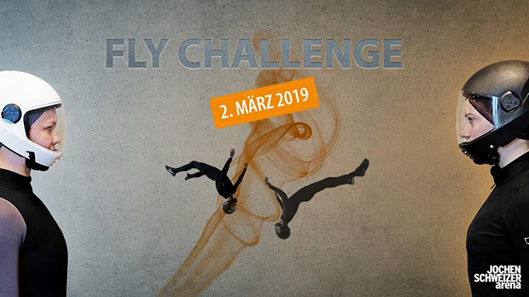 Fly Challenge 2019 Flyer