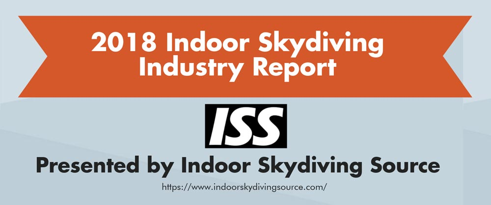 2018 Indoor Skydiving Industry Report Header