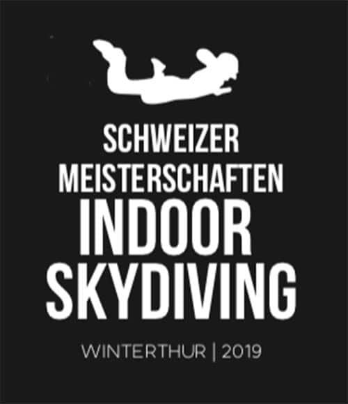 2019 Swiss Indoor Skydiving Championship Flyer