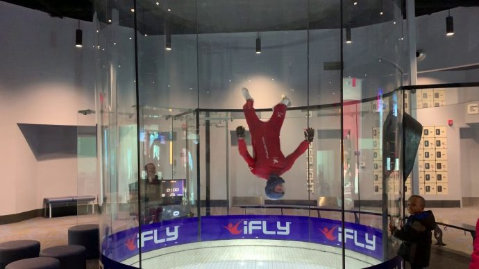 iFLY Minneapolis Flight Demo Video Thumbnail
