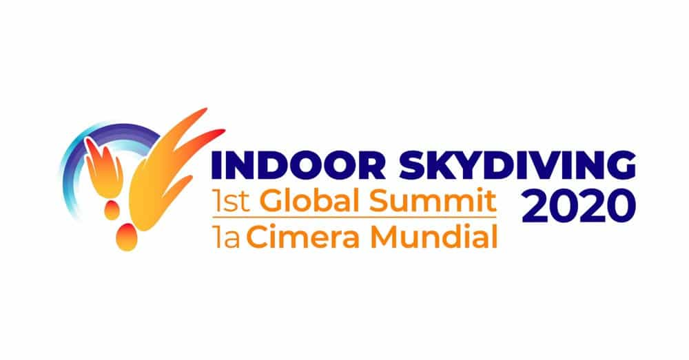 2020 Indoor Skydiving Summit Header