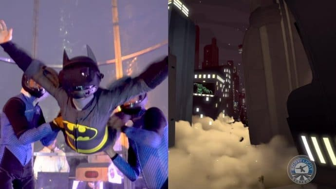 Bodyflight X1 Batman Thumbnail