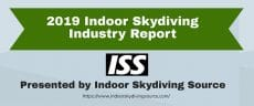 2019 Indoor Skydiving Report Header